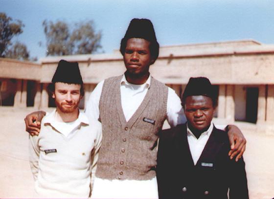 The English Medium Class at Jamia Ahmadiyyat, Pakistan
